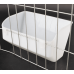 Кормушка-поилка навесная на клетку арт. 1032