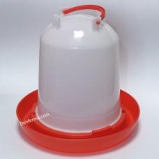 Вакуумная поилка 6 литров