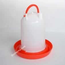 Вакуумная поилка 1,5 литра