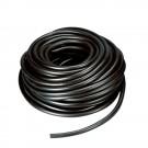 Шланг пищевой чёрный ПВХ 8*6 мм / метр