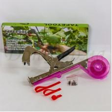 Тапенер, инструмент для подвязки растений