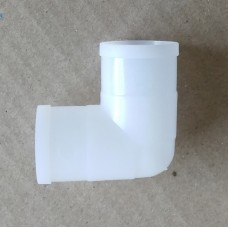 Соединительный уголок 90° для трубы 25мм