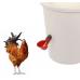 Чашечная поилка для перепелов и кур арт. 3066