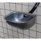Чашечная поилка металл арт. 3073