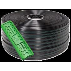 Эмиттерная капельная лента 1,6 л/ч/20 см - 50 метров
