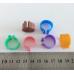 Меточное кольцо 16 мм