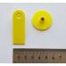 Бирка ушная 50*18 мм артикул 4017